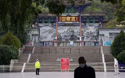 Covid Cina, in lockdown la città di Lanzhou