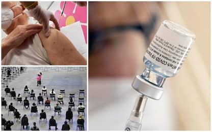 Terza dose vaccino Covid, come procede la somministrazione in Europa
