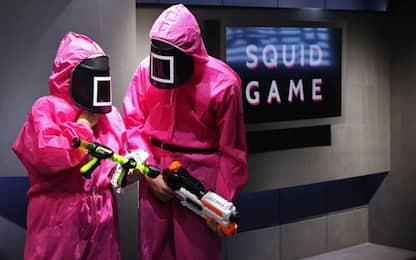Squid Game, costumi di Halloween vietati nelle scuole di New York