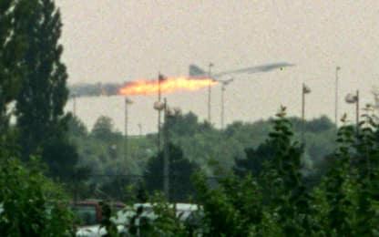 Concorde, 20 anni fa il disastro aereo che costò la vita a 113 persone