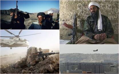 Afghanistan, dalla campagna militare Usa al ritorno dei talebani