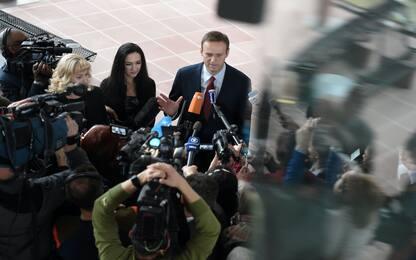 """Alexei Navalny, i medici tedeschi: """"Trovate tracce di veleno"""""""
