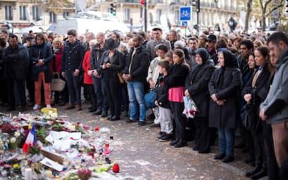 Parigi, 5 anni fa la strage del Bataclan e allo Stade de France