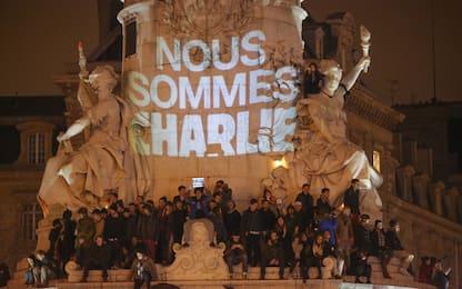 Charlie Hebdo, 6 anni fa l'attentato: storia della strage in 15 foto