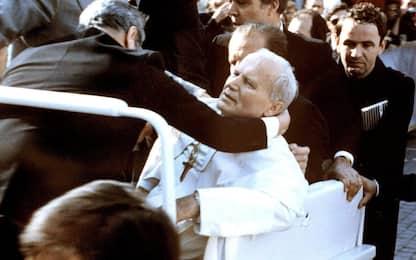 Papa Giovanni Paolo II, l'attentato al Pontefice in piazza San Pietro