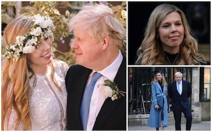 Carrie Symonds, chi è la terza moglie di Boris Johnson