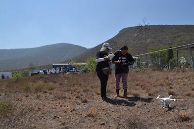 Desaparecidos in Messico, nuove tecnologie per la ricerca