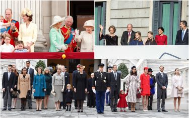 Monarchie Europa