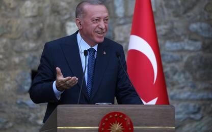 Turchia, crollo della lira dopo l'espulsione degli ambasciatori