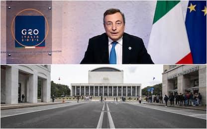 G20 Roma, il programma e tutto quello che c'è da sapere