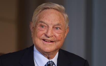 George Soros: cosa sapere sull'imprenditore e attivista. FOTO