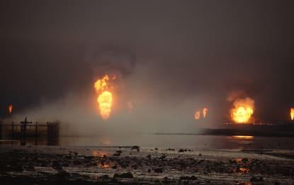 Trent'anni fa scoppiava la prima Guerra del Golfo. FOTO