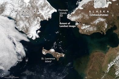 """Il Capodanno """"doppio"""" delle isole Diomede"""