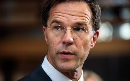 Mark Rutte, chi è l'avversario di Conte in Europa. FOTOSTORIA