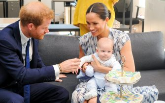 Montecito, CA  - Prince Harry and Meghan Markle, Duke and Duchess of Sussex have welcomed their second child. Archie Mountbatten is now a big brother of his little sister Lilibet 'Lili' Diana Mountbatten-Windsor, named after the nickname of Queen Elizabeth II.  Pictured: Prince Harry, Meghan Markle, Meghan Duchess of Sussex   BACKGRID USA 6 JUNE 2021   USA: +1 310 798 9111 / usasales@backgrid.com  UK: +44 208 344 2007 / uksales@backgrid.com  *UK Clients - Pictures Containing Children Please Pixelate Face Prior To Publication*