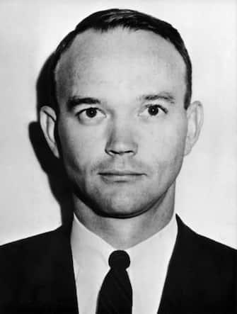 Der amerikanische Astronaut Michael Collins im Jahr 1963. Er gehörte mit Armstrong und Aldrin zu den drei Astronauten der Apollo 11 Mission - der ersten Mondlandung im Juni 1969. Michael Collins wurde am 31.10.1930 in Rom (Italien) geboren. +++(c) dpa - Report+++