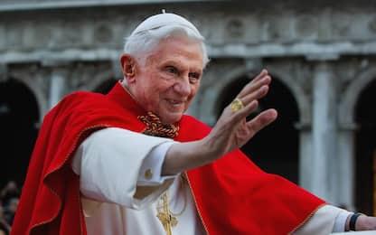 Joseph Ratzinger, compie 94 anni il Papa emerito. LA FOTOSTORIA