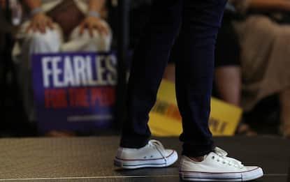 Non solo Kamala, ecco i politici che amano le sneakers. FOTO