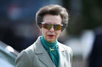 Britain's Princess Anne, Princess Royal, attends the annual Royal Windsor Horse Show in Windsor, west of London, on May 10, 2019. - The horse show is the largest outdoor equestrian show in the UK, started originally in 1943 to help raise funds for the war effort, and has continued to run every year since, and is the only show in the UK to host international competitions in Showjumping, Dressage, Driving and Endurance. (Photo by Daniel LEAL-OLIVAS / AFP)        (Photo credit should read DANIEL LEAL-OLIVAS/AFP via Getty Images)