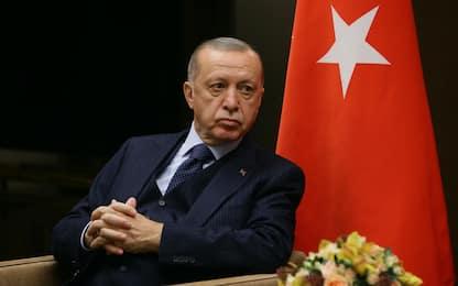Erdogan, da uomo del popolo a sultano turco che guarda a Oriente