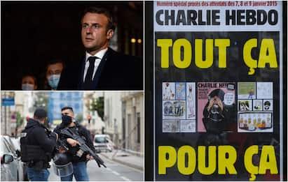 Terrorismo in Francia, le tensioni da Charlie Hebdo agli attacchi