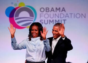 Usa Weekly News, Obama presenta il suo Presidential Center