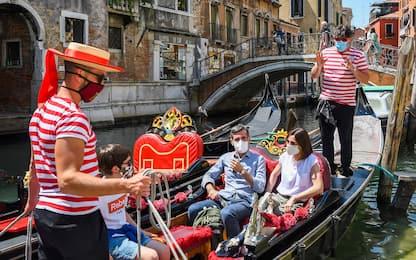 """Covid, Coldiretti: """"L'estate senza turisti stranieri costa 11,2 mld"""""""