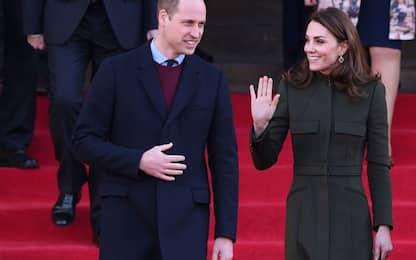 Dieci anni di matrimonio per William a Kate nel segno della modernità