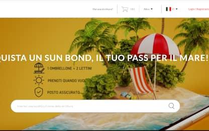"""Coronavirus Italia, i """"bond"""" per prenotare l'ombrellone in spiaggia"""