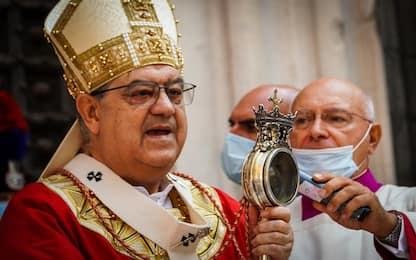 Covid, il cardinale Sepe ricoverato: le sue condizioni sono discrete
