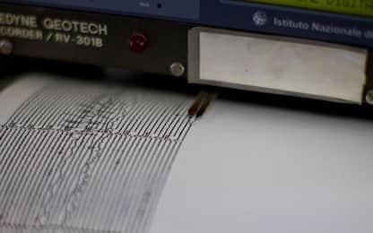 Terremoto in Calabria: scossa di magnitudo 3.2 al largo di Tropea