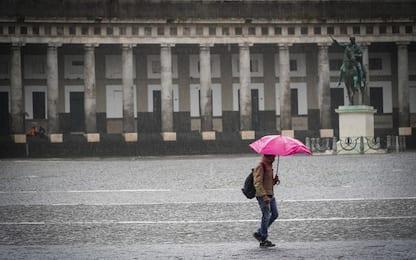 Le previsioni meteo del weekend a Napoli dal 17 al 18 aprile