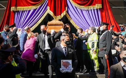 Omicidio a Torre Annunziata, oggi l'ultimo saluto a Maurizio Cerrato