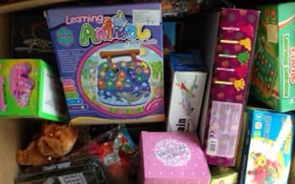 Napoli, circa 7mila giocattoli contraffatti sequestrati: una denuncia