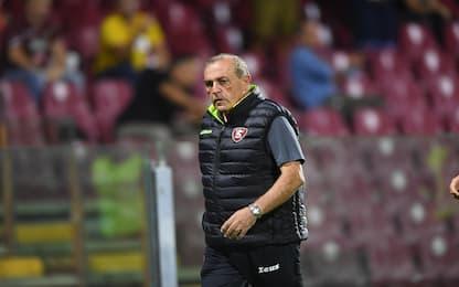 Calcio, Salernitana: esonerato Castori dopo sconfitta con Spezia