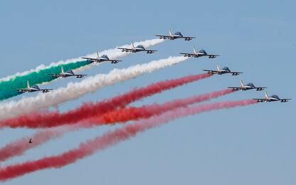 2 giugno, illuminati col tricolore monumenti nel Ragusano