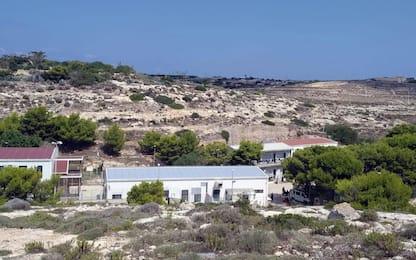 Migranti, 270 persone all'hotspot di Lampedusa