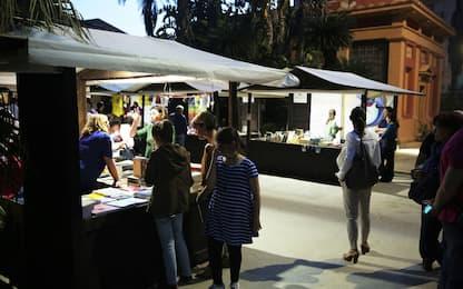 Palermo, all'Orto botanico torna 'Una marina di libri'