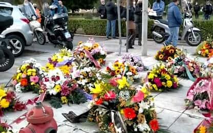 """Covid Sicilia, protesta dei fiorai in regione: """"Ordinanze ci uccidono"""""""