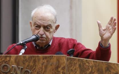 È morto Emanuele Macaluso: lo storico dirigente Pci aveva 96 anni