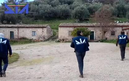 Caltanissetta, mafia: confiscati beni a imprenditore vicino a clan