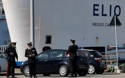 Messina, cima della nave si spezza e colpisce nostromo: morto 61enne