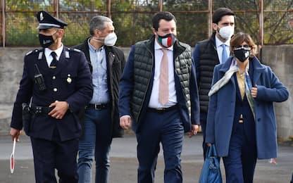 Caso Gregoretti, oggi la decisione sul rinvio a giudizio per Salvini