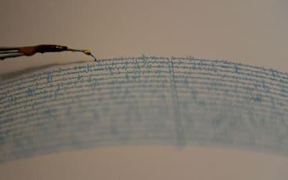 Terremoto, tre scosse sull'Etna: la più forte di magnitudo 3.1