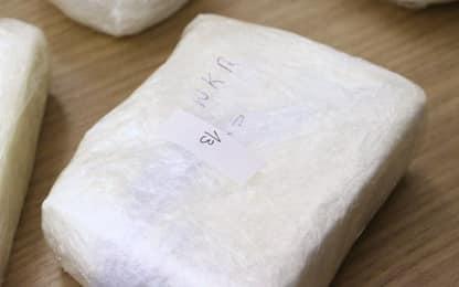 Catania, trasporta 18 chili di cocaina: arrestato corriere
