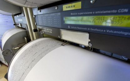 Registrata scossa di terremoto di magnitudo 3.0 al largo di Stromboli