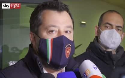 "Inchiesta ong, Salvini: ""Giornalisti intercettati? Giusto"". VIDEO"
