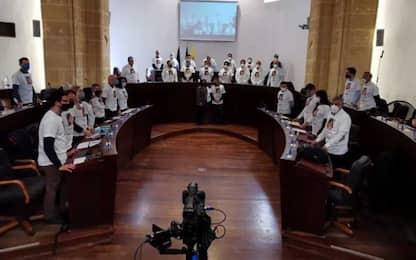 """Consiglio comunale di Mazara del Vallo: """"Verità per Denise Pipitone"""""""