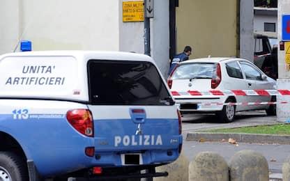 Messina, trovati cinque ordigni bellici in un sacco abbandonato