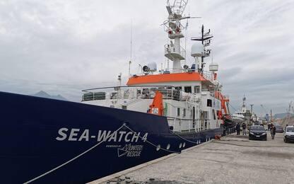 Migranti, ripristinato fermo amministrativo per Sea Watch 4